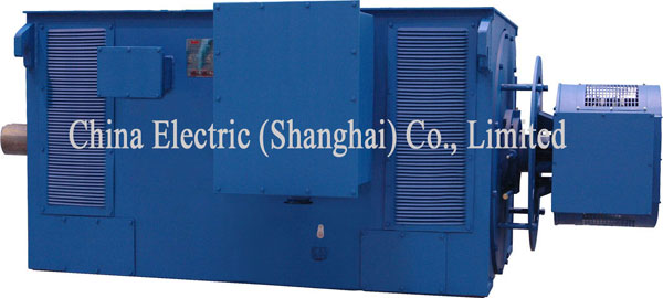 Shanghai Changzeng Metal Co Ltd Mail: YR Slip Ring High Voltage Motor_China Electric (Shanghai